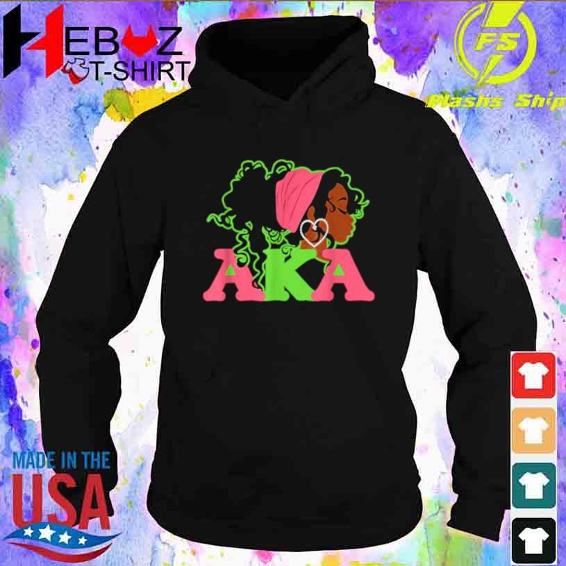 AKA Sorority Alpha Kappa Pretty Girls Wear Twenty Pearls Shirt hoodie