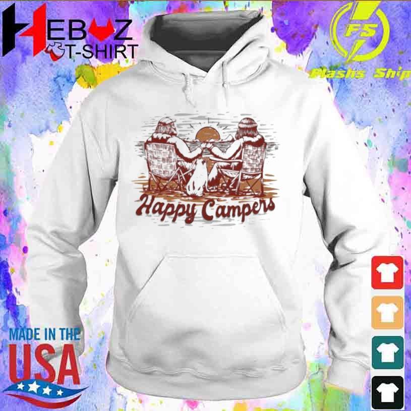Happy Camper Sun Shirt hoodie