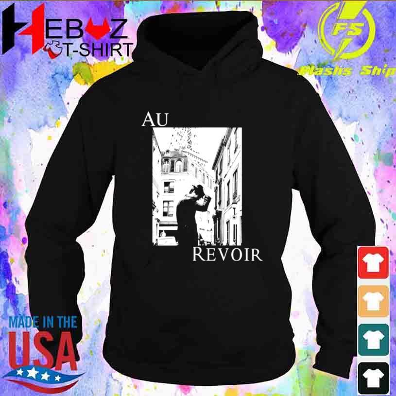 Au Revoir Neal Caffrey Shirt hoodie