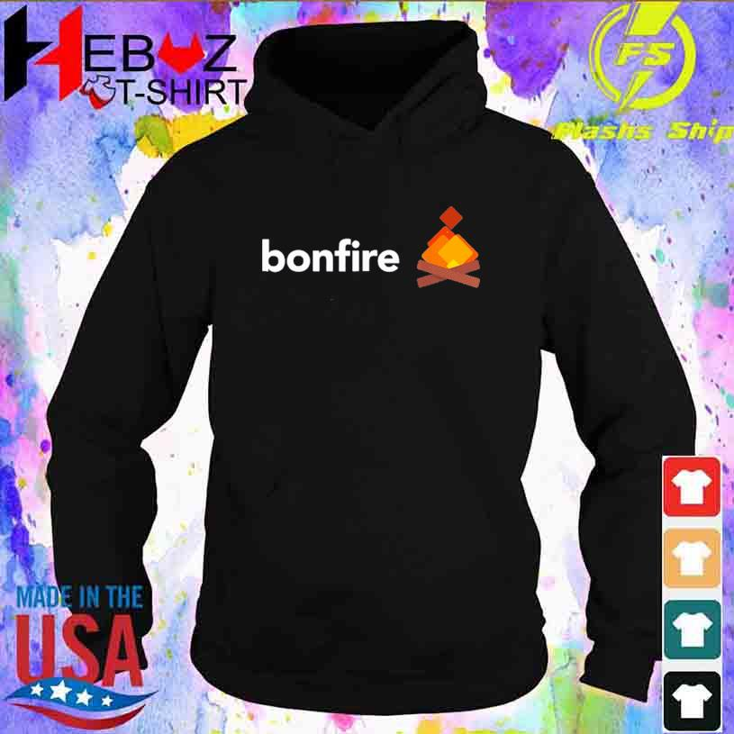Bonfire Coin Bonfire Crypto Shirt hoodie