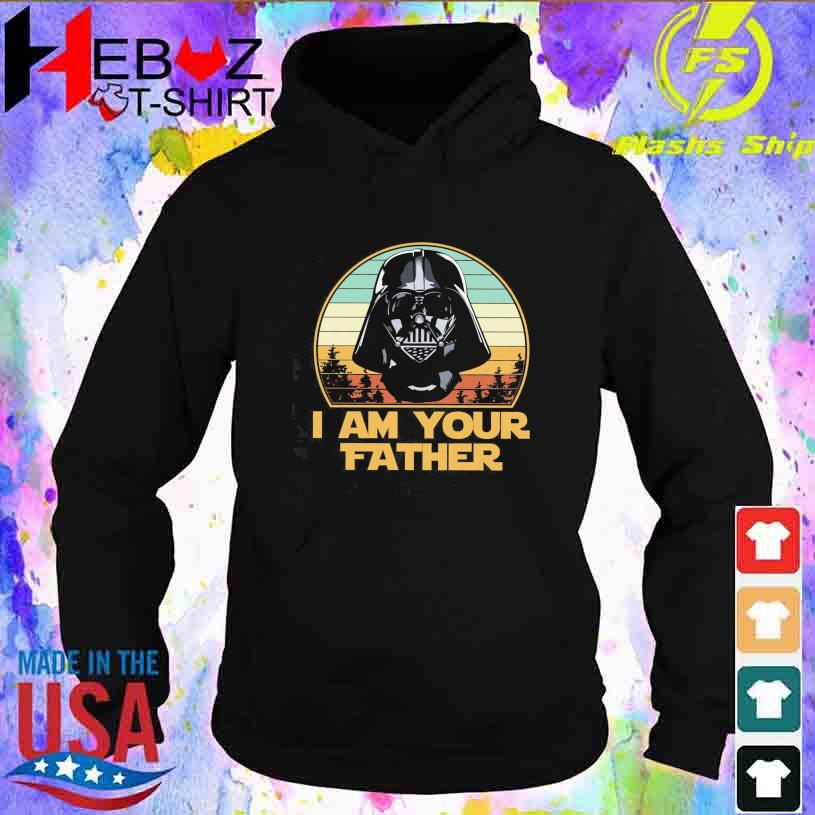Darth Vader I am Your Father vintage hoodie