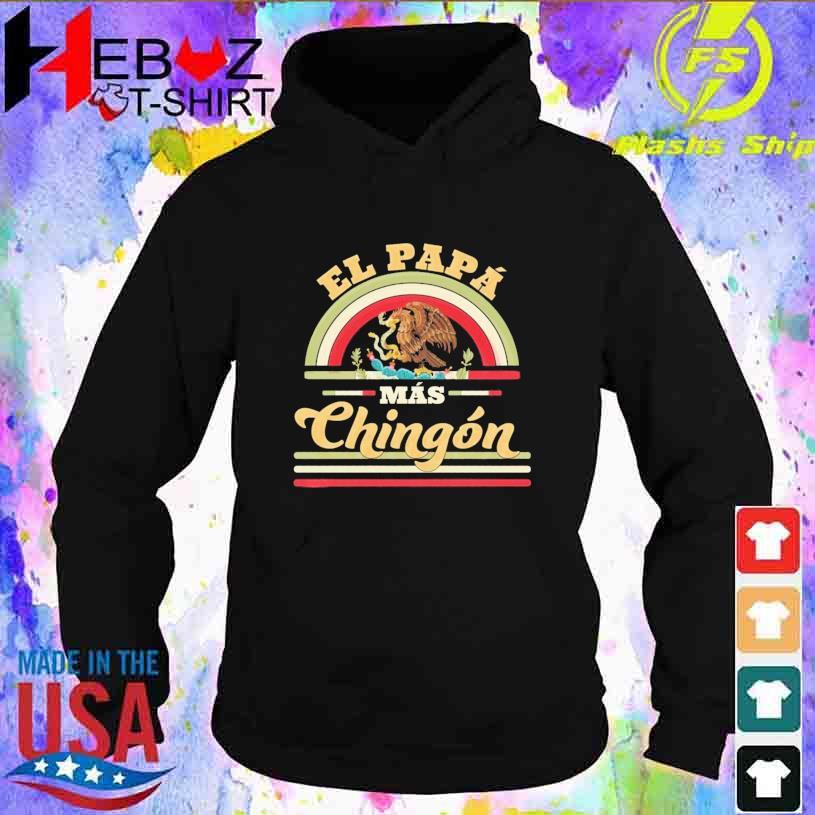 Dragon El Papa mas Chingon hoodie