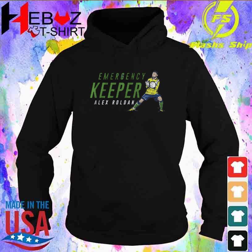 Emergency Keeper Shirt hoodie