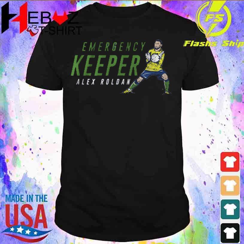 Emergency Keeper Shirt