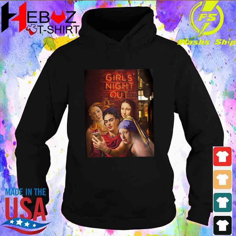 Girls night out s hoodie
