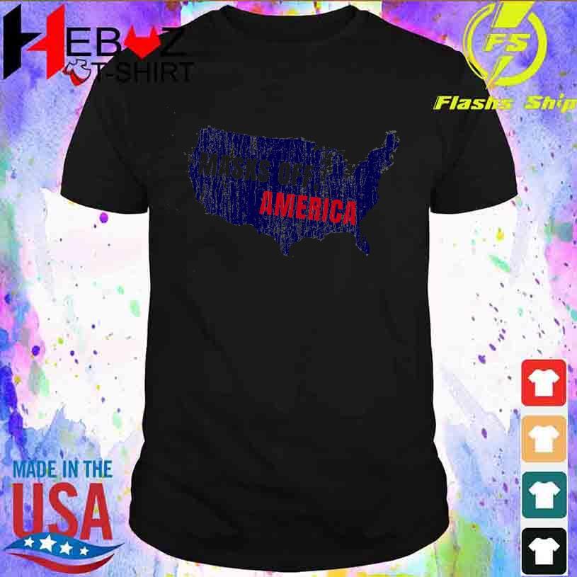 Masks off America shirt