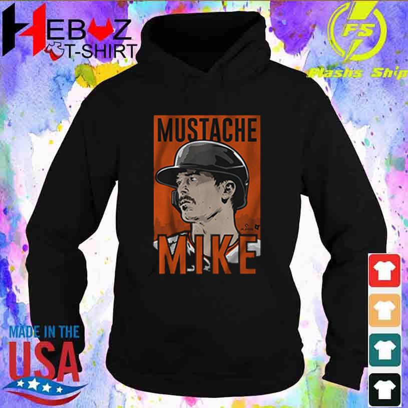 Mustache Mike Shirt hoodie