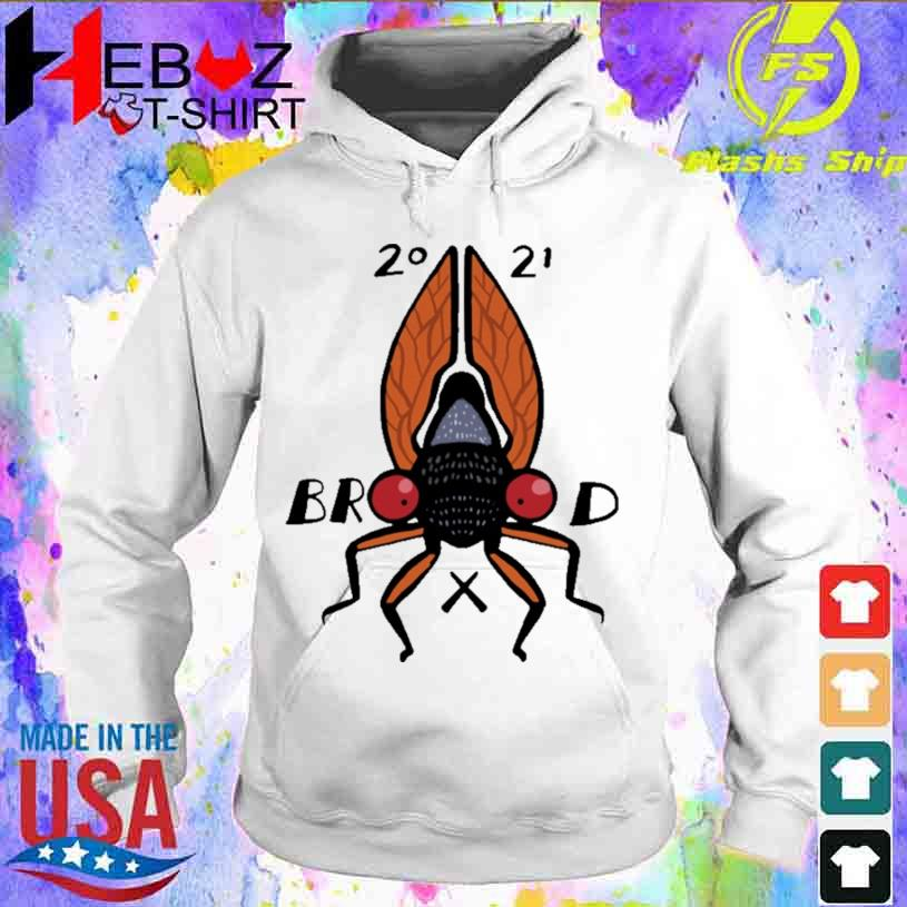 Welcome To The Summer Of The Cicadas Brood 2021 Shirt hoodie